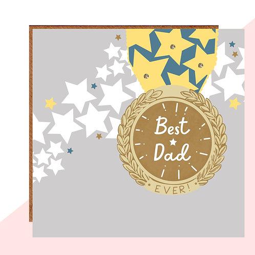 Best Dad! Card