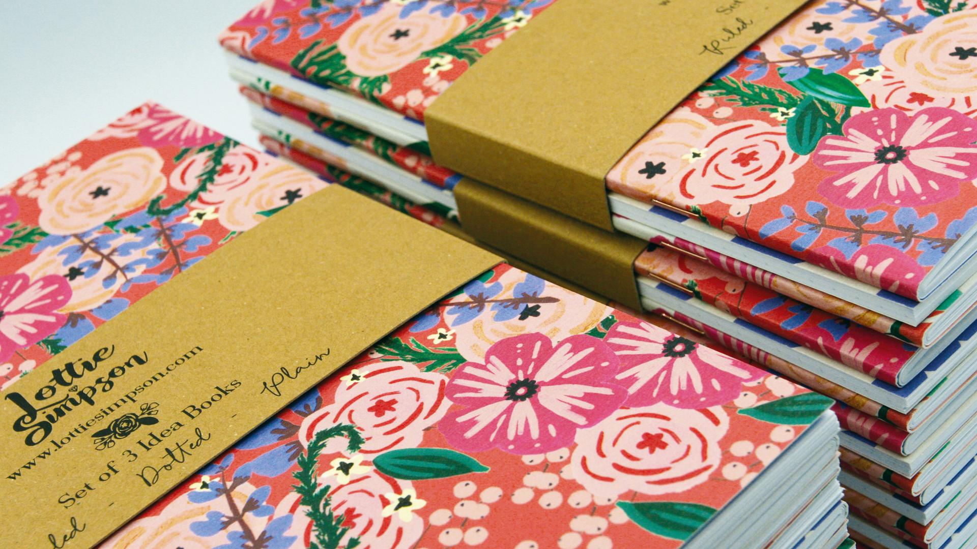 Lottie Simpson Idea Books
