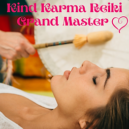Kind Karma Reiki