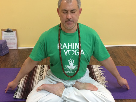 Kind Karma Rahini Yoga. Awaken with Meditation & Four Levels of Straightness.