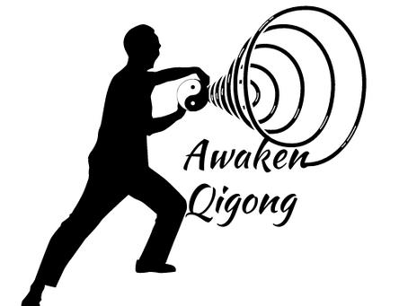 """Awaken Qigong: Claim your Power and Awaken the Energy Healer Within."""