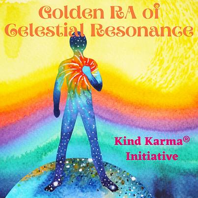 Kind Karma Golden RA Training Course.