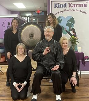Owners & Directors of Kind Karma Yoga