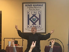 Dean Telano founder of Kind Karma Teaching