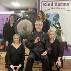 Kind Karma Yoga Directors.