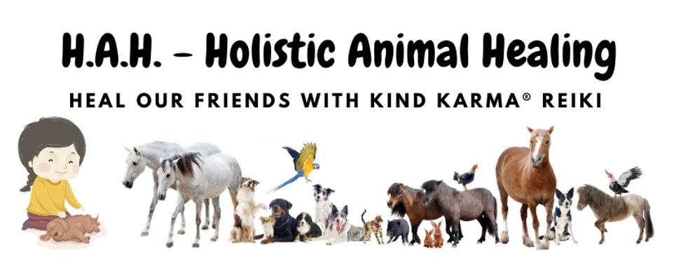 Kind Karma Animal Reiki