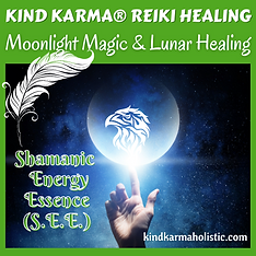 Kind Karma Reiki Session with Lunar Energy.