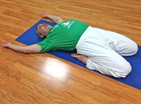 Kind Karma Yin Yoga: Pose of the Month