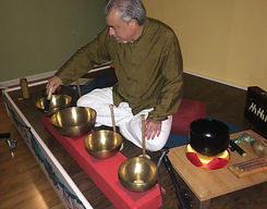 Kind Karma Sound Bath.