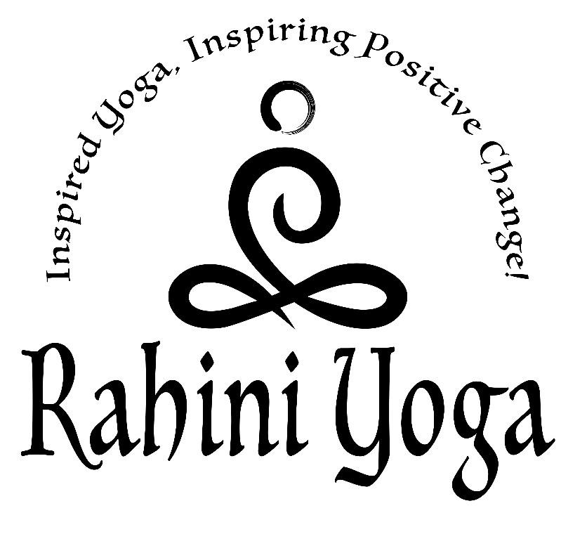 Rahini Yoga Logo of Inspiring Positive Change