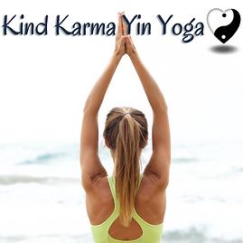 Kind Karma Yin Yoga Classes.