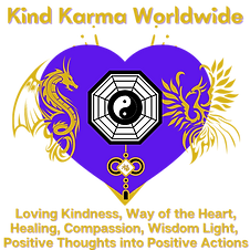 Kind Karma Worldwide Heart Based Community.