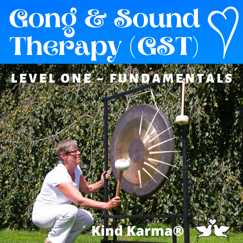 Gong & Sound Therapy (GST) 3