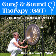 Kind Karma Sound Healing with Dean Telano