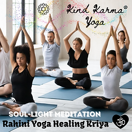 Adults Practicing Kind Karma Yoga