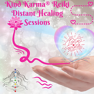 Kind Karma Reiki Distance Healing