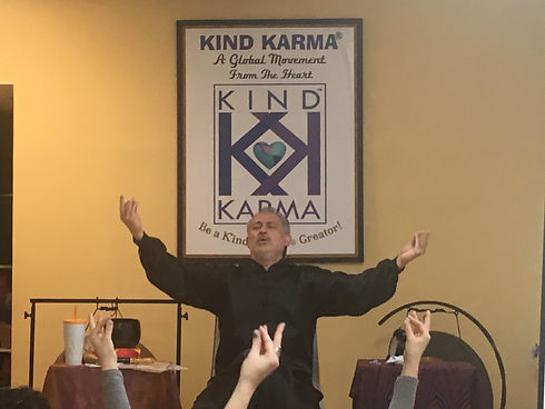 Photo of Dean Telano, founder of Kind Karma