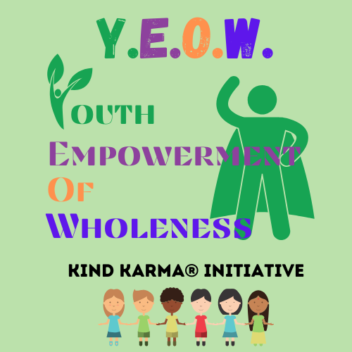 Kind Karma Empowers All Children Worldwide.