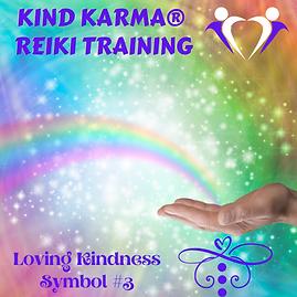 Kind Karma Reiki Loving Kindness Symbol