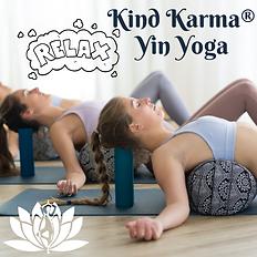 Kind Karma Yin Yoga
