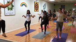Kind Karma Yoga Class for Children.