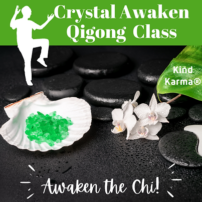 Kind Karma Qigong Class