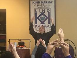 Dean Telano founder of Kind Karma.