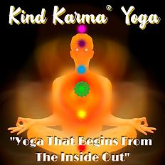 Kind Karma Yoga Chakra Anatomy