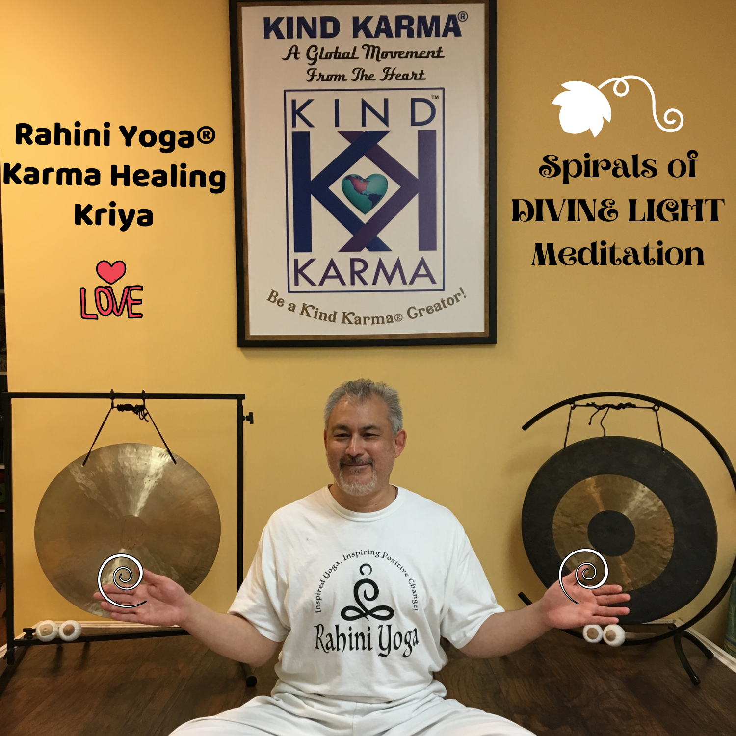 Dean Telano Founder of Kind Karma Yoga