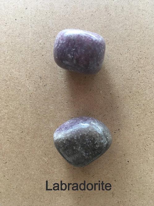 Shaman's Toolbox - Labradorite Tumbled Crystal