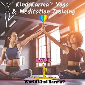 Kind Karma Yoga Training Programs