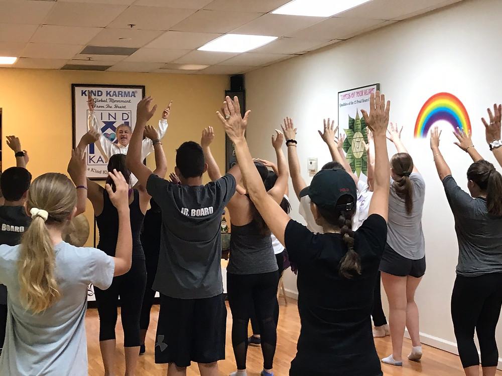 Kind Karma Yoga with Dean Telano