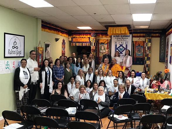 Kind Karma Yoga & Meditation Group Photo