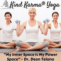 Kind Karma Yoga Class with Weights
