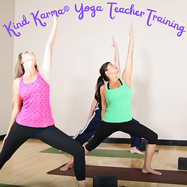 Kind Karma Yoga Classes.