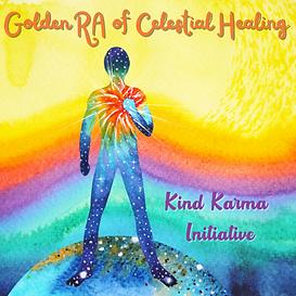 Kind Karma Golden RA of Healing.