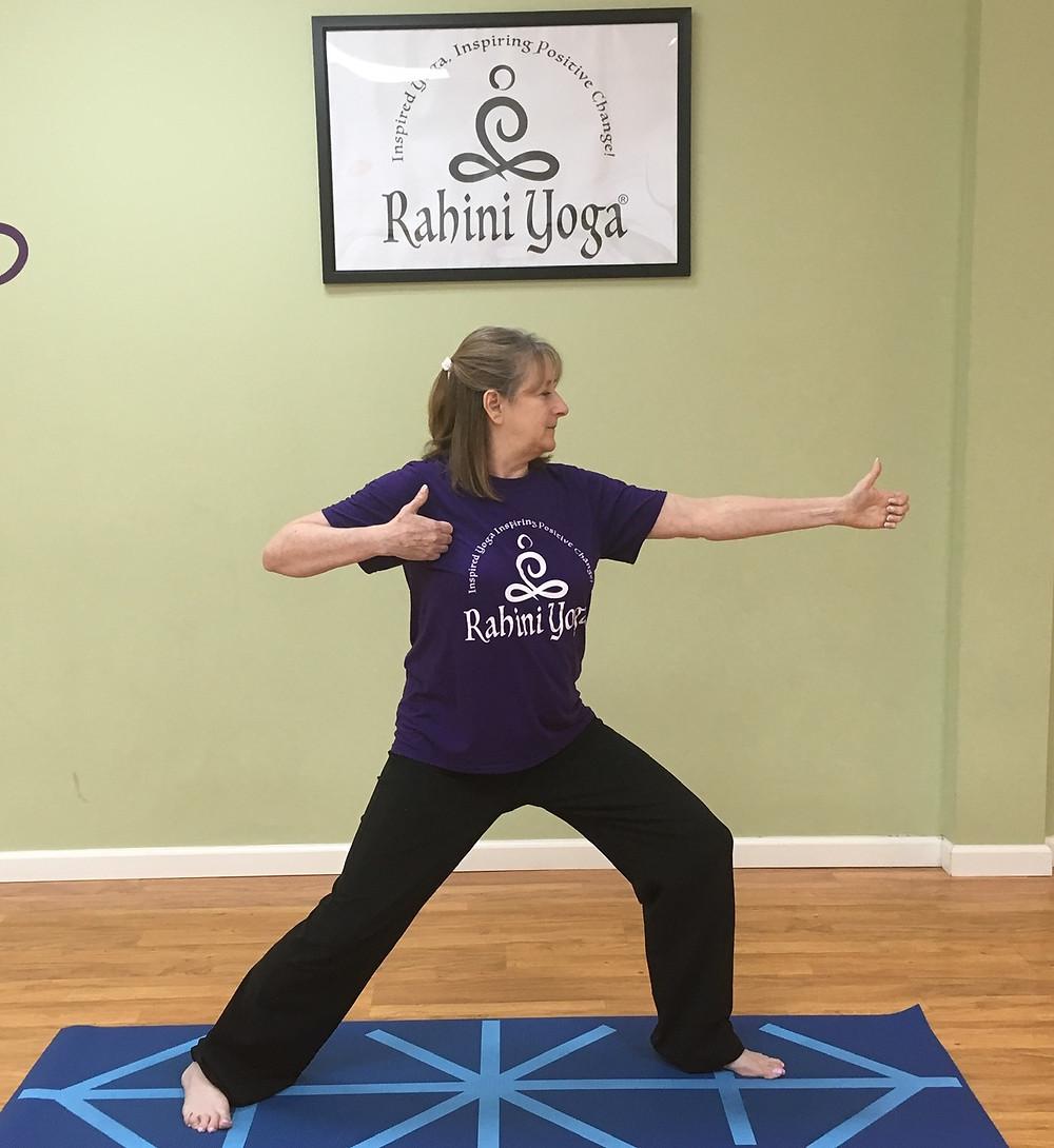 Kind Karma Rahini Yoga