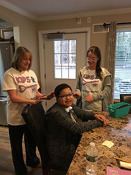 Kind Karma Reiki Session for children with special needs.