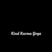 Kind Karma Audio Visual Icon.