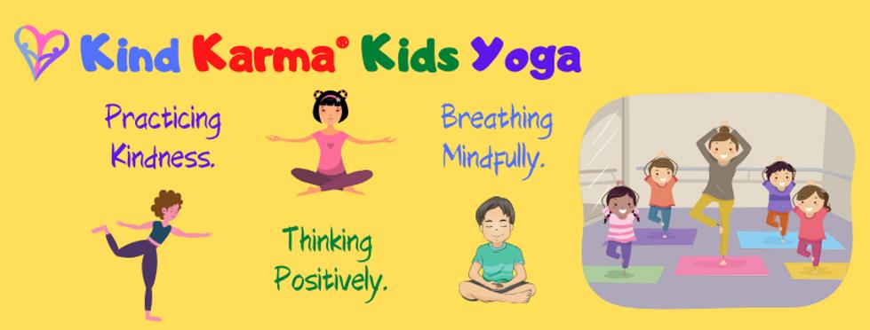 Kind Karma Kids Yoga Teacher Training Course.