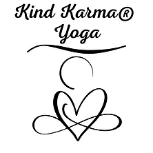 Kind Karma Yoga Heart Logo