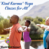 Kind Karma Yoga Classes Are Taught for all kinds of people.