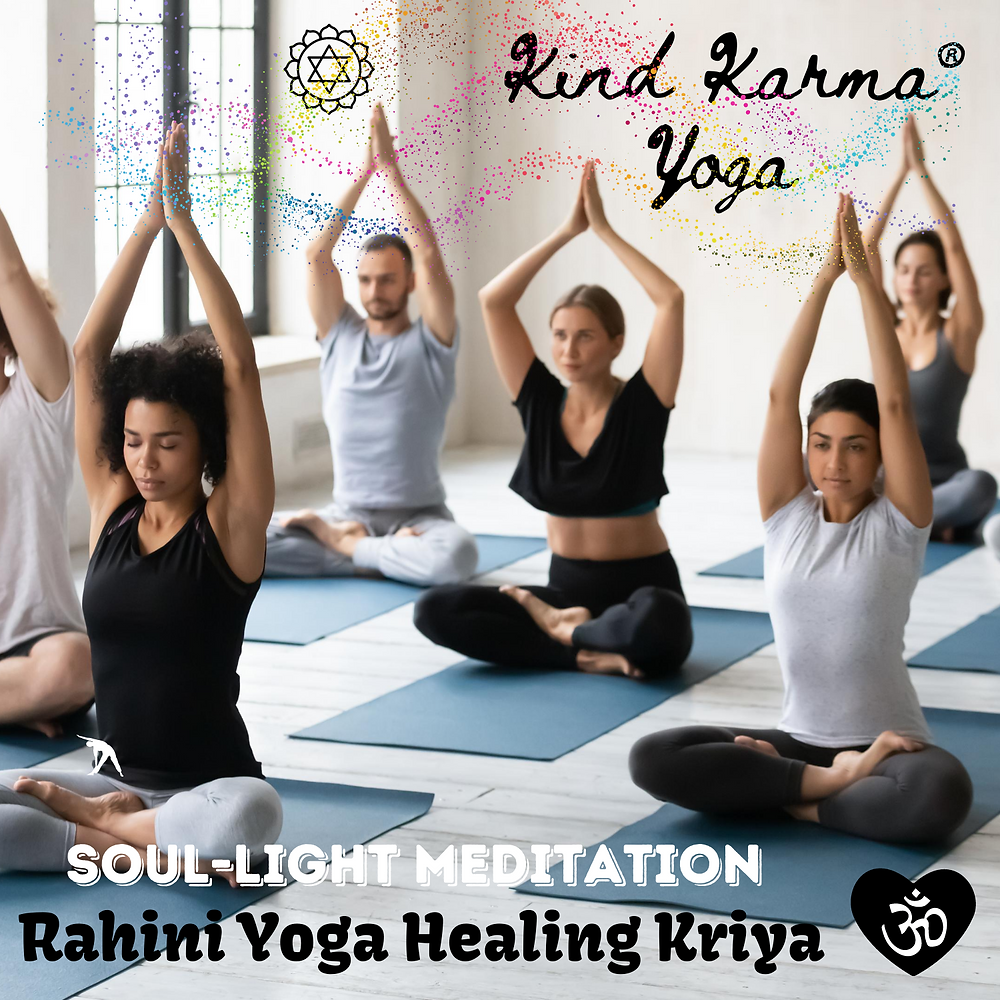 Kind Karma Soul-Light Meditation