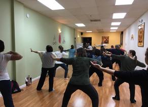 Create Kind Karma through Awaken Qigong: Embracing the Majestic Mountain Exercise.