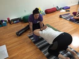 Kind Karma Yoga Teacher Training Course.