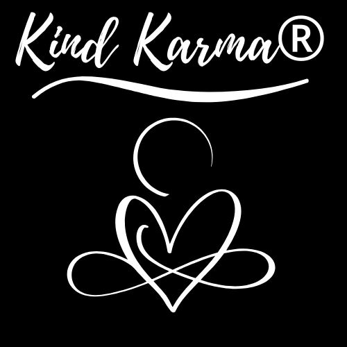 Kind Karma Heart Logo