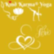 Kind Karma Yoga Pos