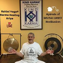 Dean Telano Founder of Kind Karma Yoga.