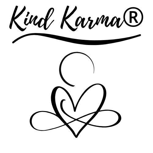 Kind Karma Heart Logo