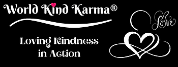 Kind Karma Loving Kindness Logo.